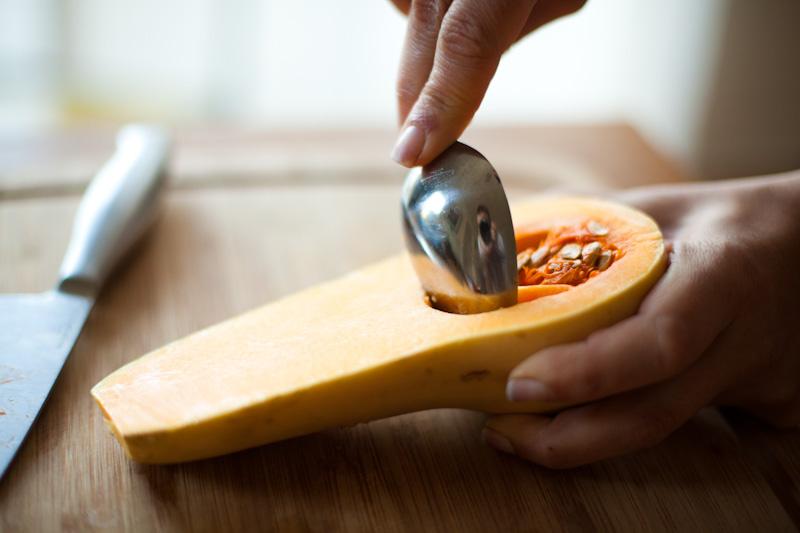 vegan roasted butternut squash soup