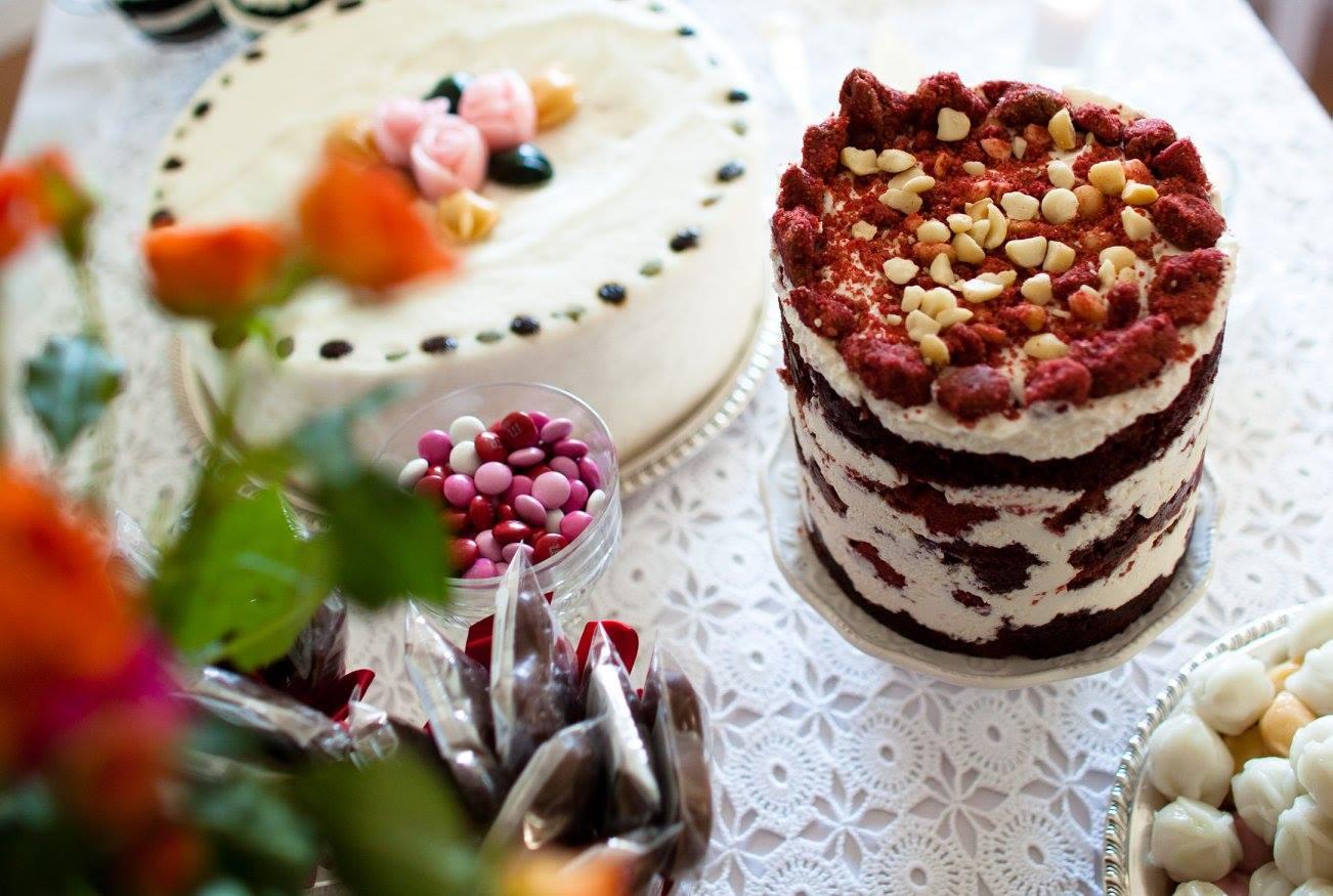 Vegan Red Velvet Cake