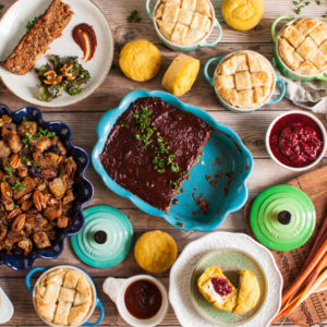 The Ultimate Vegan Thanksgiving Feast